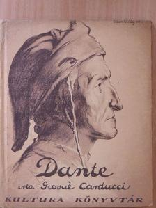 Giosué Carducci - Dante [antikvár]