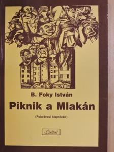 B. Foky István - Piknik a Mlakán [antikvár]