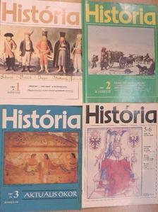 A. M. Szamszonov - História 1987. (nem teljes évfolyam) [antikvár]