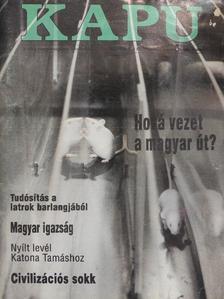 Ádámfi György - Kapu 1993/6-7. [antikvár]