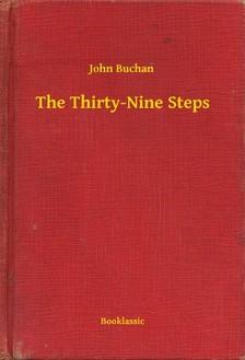 Buchan John - The Thirty-Nine Steps [eKönyv: epub, mobi]