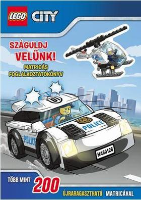 LEGO City - Száguldj velünk