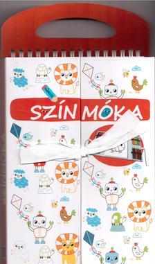 Yoyo Books - Színmóka Piros