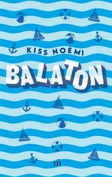 Kiss Noémi - Balaton [eKönyv: epub, mobi]