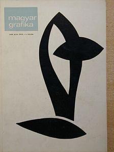 Dr. Gara Miklós - Magyar Grafika 1969/3. [antikvár]