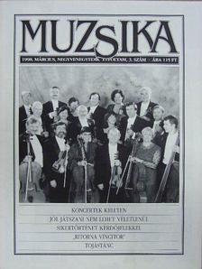 Albert Mária - Muzsika 1998. március [antikvár]