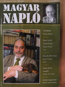 Alföldy Jenő - Magyar Napló 2007. január-december [antikvár]