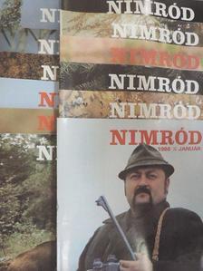 Balin Gyula - Nimród 1986. január-december [antikvár]