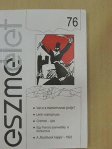 Balázs Gábor - Eszmélet 76. [antikvár]