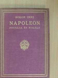 Bokor Imre - Napoleon fogsága és halála [antikvár]