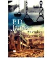 JAMES, P.D. - AZ EMBER GYERMEKE