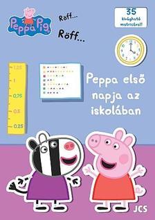 Peppa malac - Peppa első napja az iskolában
