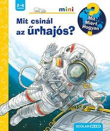 Peter Nieländer - Mit csinál az űrhajós?