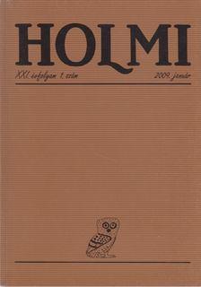 Réz Pál - Holmi 2009. január [antikvár]