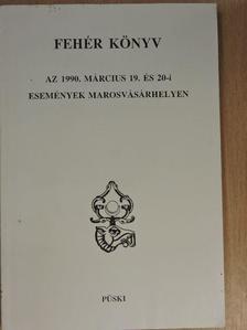 Káli István - Fehér könyv [antikvár]