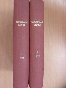 Ábrahám Kálmán - Társadalmi Szemle 1979. január-december I-II. [antikvár]