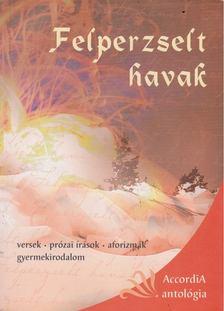 Balázs Tibor - Felperzselt havak [antikvár]