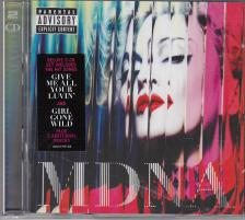Madonna - MDNA 2CD DELUXE EDITION PLUS 5 ADDITIONAL TRACKS