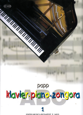 Papp Lajos - ZONGORA ABC 1