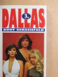Burt Hirschfeld - Dallas 3. [antikvár]
