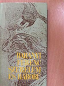 Aleksander Nawrocki - Szerelem és háború (dedikált példány) [antikvár]