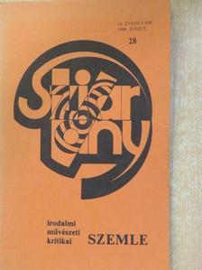 A. Gergely András - Szivárvány 1989. június [antikvár]