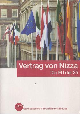 Laufer, Thomas - Vertrag von Nizza - Die EU der 25 [antikvár]