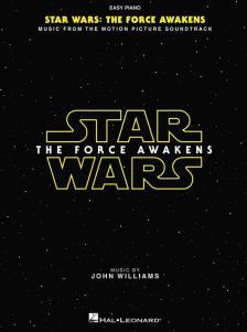 John Williams (zeneszerző) - STAR WARS: THE FORCE AWAKENS, EASY PIANO
