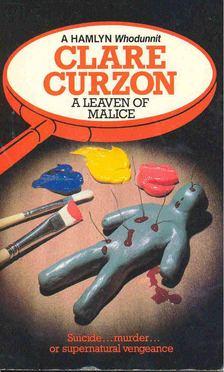 CURZON, CLARE - A Leaven of Malice [antikvár]