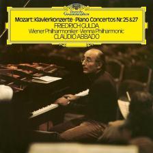 MOZART - PIANO CONCERTOS NR.25&27 2LP FRIEDRICH GULDA