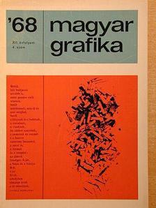 Benkő Gábor - Magyar Grafika 1968/4. [antikvár]