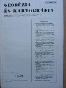 A. Mc. Connell - Geodézia és kartográfia 1990/1. [antikvár]