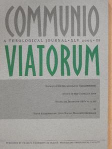 Bolyki János - Communio Viatorum 2003/III. [antikvár]