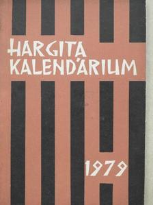 Áprily Lajos - Hargita Kalendárium 1979. [antikvár]