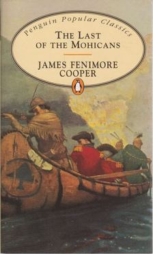 James Fenimore Cooper - The Last of the Mohicans [antikvár]