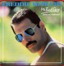 FREDDIE MERCURY - MR. BAD GUY - CD