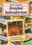 Pelle Józsefné - Konyhai kalendárium [antikvár]