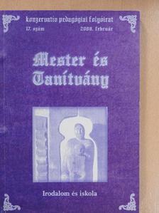 Bárdy Péter - Mester és Tanítvány 2008. február [antikvár]