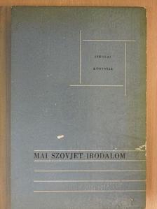 Alekszandr Bek - Mai szovjet irodalom [antikvár]