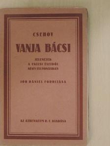 Csehov - Vanja bácsi [antikvár]
