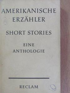 Edgar A. Poe - Amerikanische erzähler [antikvár]