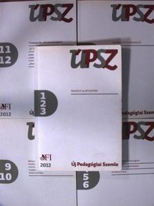 Beran Ferenc - Új Pedagógiai Szemle 2012/1-12. [antikvár]