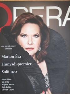 Becze Szilvia - Opera 2012. szeptember-október [antikvár]