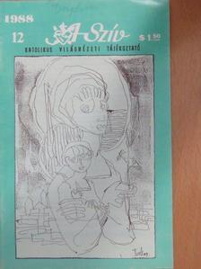 Ács Rozál - A Szív 1988. december [antikvár]