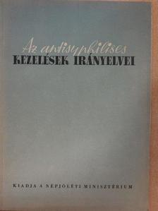 Dr. Gallai Zoltán - Az antisyphilises kezelések irányelvei [antikvár]