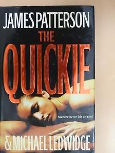 James Patterson - The Quickie [antikvár]
