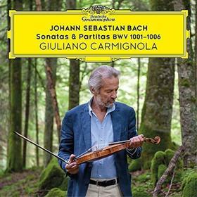 Bach - SONATAS & PARTITAS BWV 1001-1006 2CD GIULIANO CARMIGNOLA