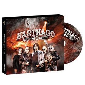 Karthago - Karthago: Együtt 40 éve!!! DIGI CD