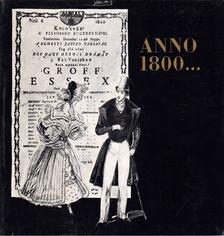 Szántó Tibor - Anno 1800... [antikvár]