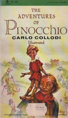 Carlo Collodi - The Adventures of Pinocchio [antikvár]